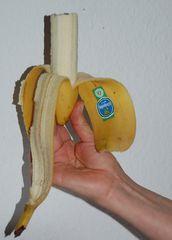 Wer eine Banane nachmacht oder eine nachgemachte in den Verzehr bringt der ist ein Barbar