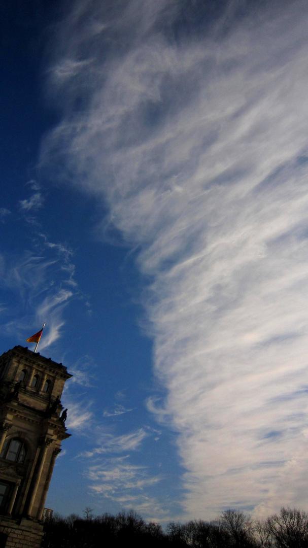 Wer hat die Wolken gemalt?