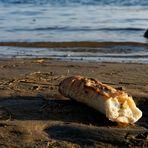 Wer niemals as sein Brot am Strand.-..