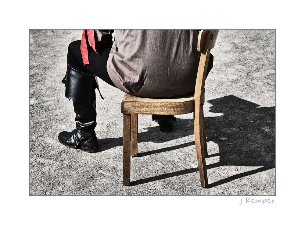 - wer sitzt denn da? -