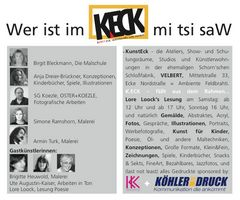 Wer & Was im K.ECK