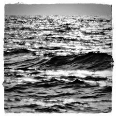 Wer Wellen sucht, darf nicht untertauchen