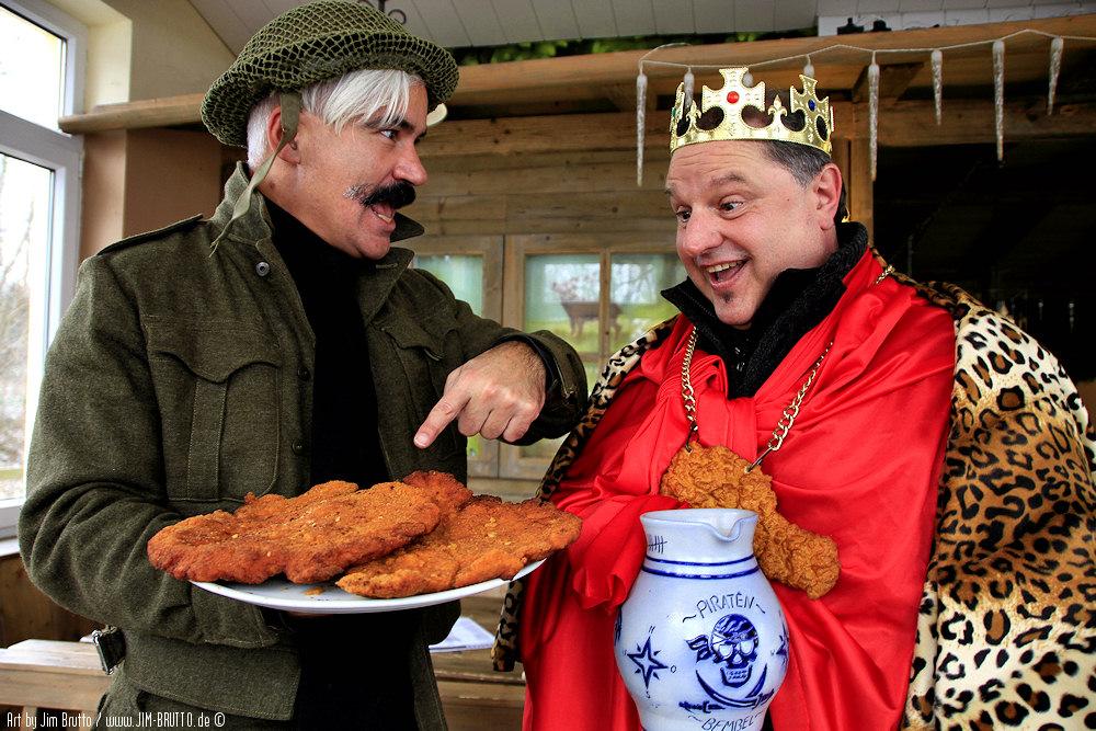 Wer wird Deutscher Schnitzelkönig 2013 ?