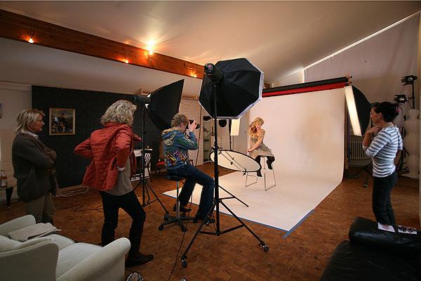 Werbefotografie im Lichtart Studio