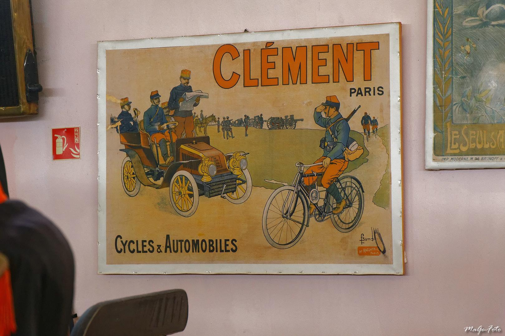 Werbung - La publicité - Wie dazumal