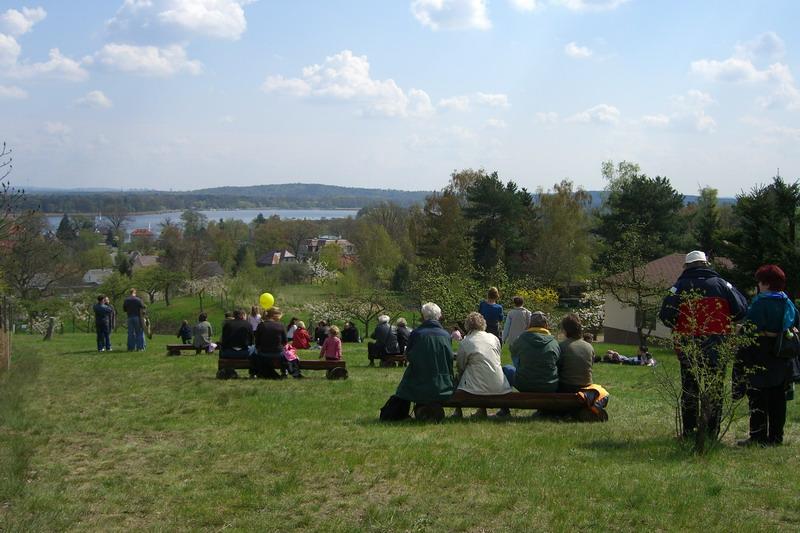 Werder im Mai