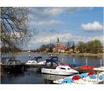 Werder/Havel, Stadtinsel