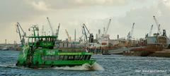Werft der Hamburger Hafenfähren insolvent