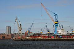 Werfthafen Blohm & Voss