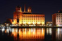 Werhahnmühle @ night