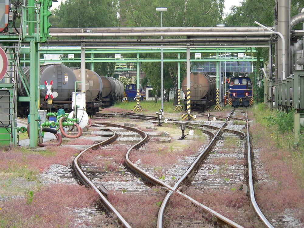 Werkbahn der Chemischen Industrie