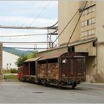 Werksbahn-Flair