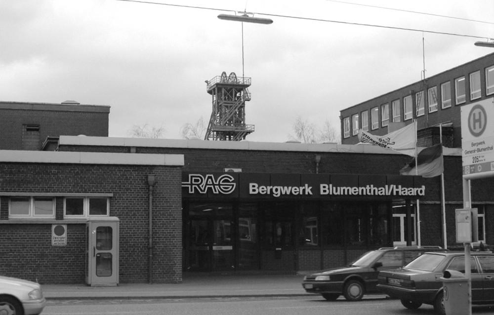 Werksdirektion Blumenthal/Haard