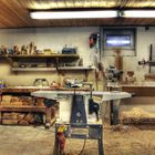 Werkstatt- Holz