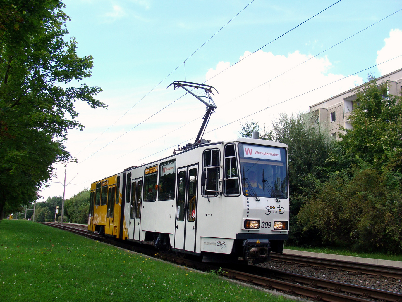 Werkstattfahrt 309 (I)