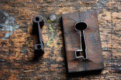 Werkzeug zur Herstellung von Schlüsseln