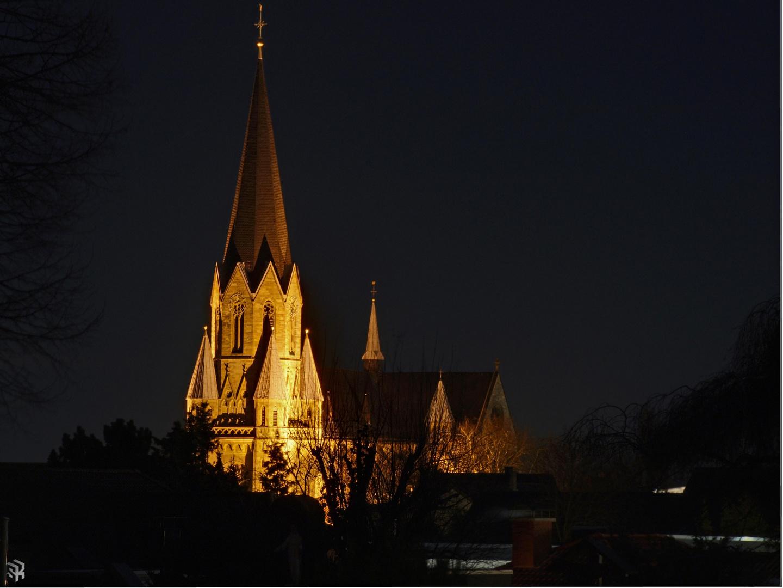Werl - Büderich *St.Kuniberg Kirche