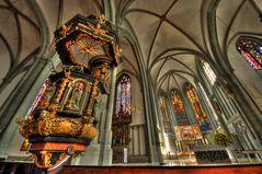 Werl .. Propsteikirche