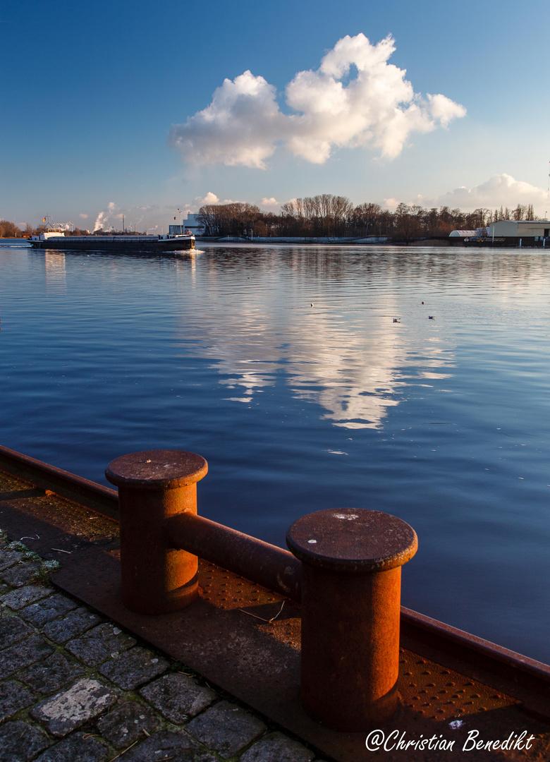 Weser in Vegesack I.