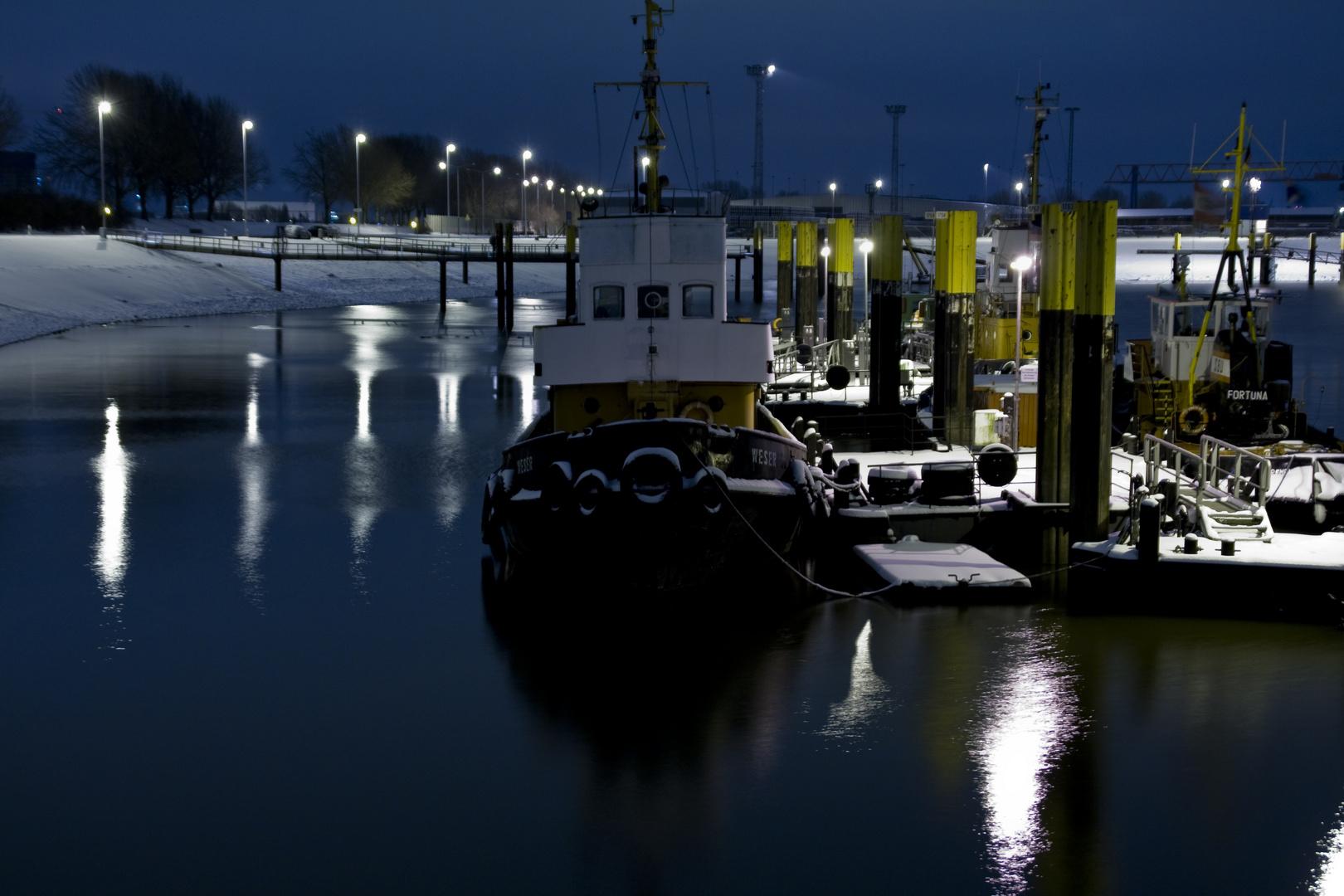 Weser und Fortuna