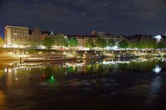 Weser und Schlachte