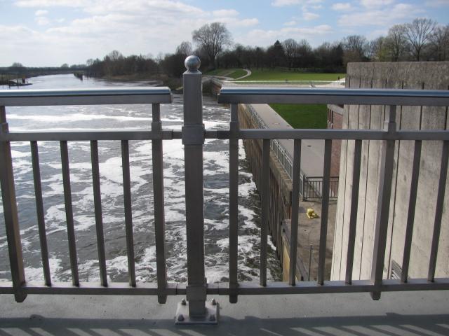 Weser unter Spannung