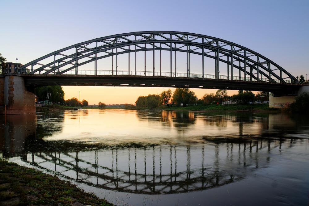 Weserbrücke Rinteln