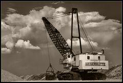Weserhütte Seilbagger (Monster) SW 530B