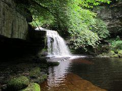 West Burton Waterfalls