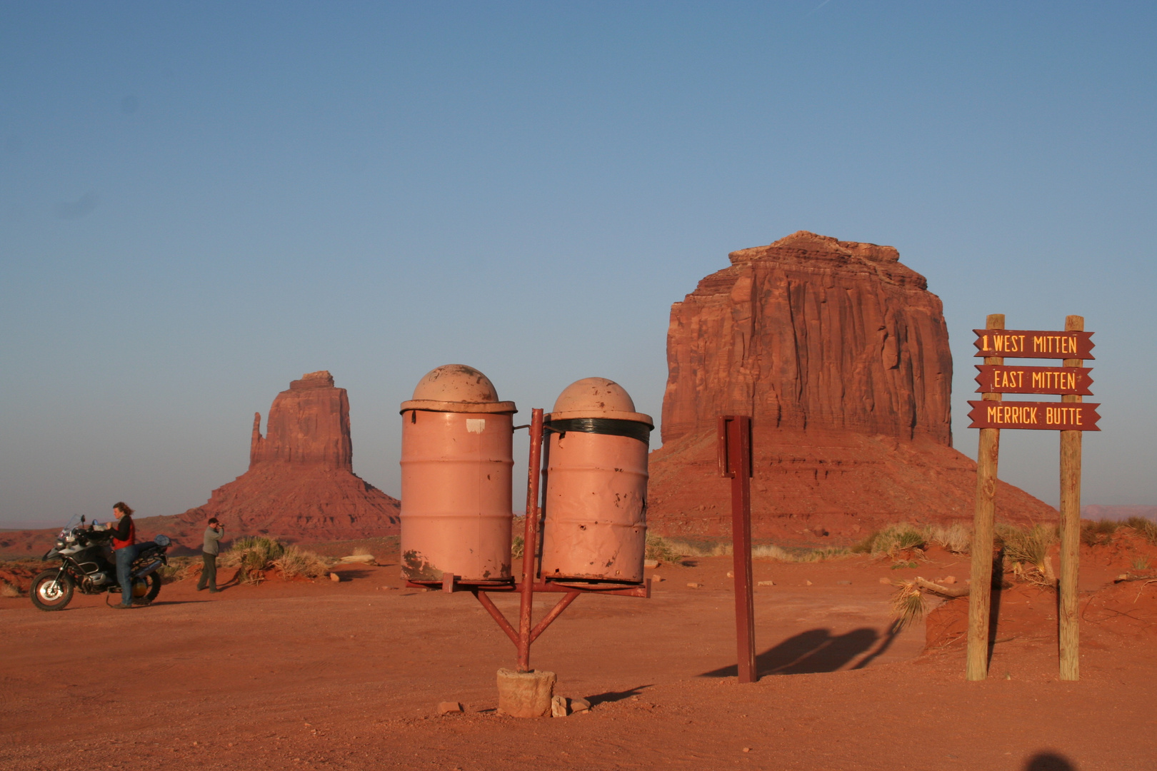 WEST MITTEN im Monument Valley USA
