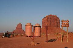 WEST MITTEN im Monument Valley USA