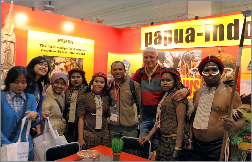 West Papua am Funkturm...