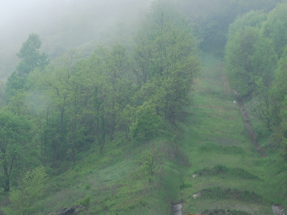West Virginia Mountains, USA