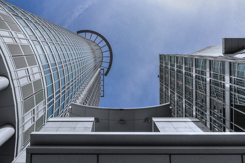 Westend Tower in Frankfurt