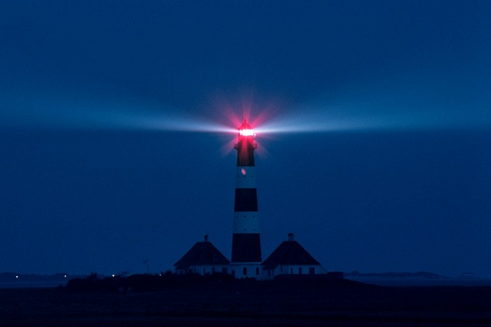 Westerhever Leuchtturn 3