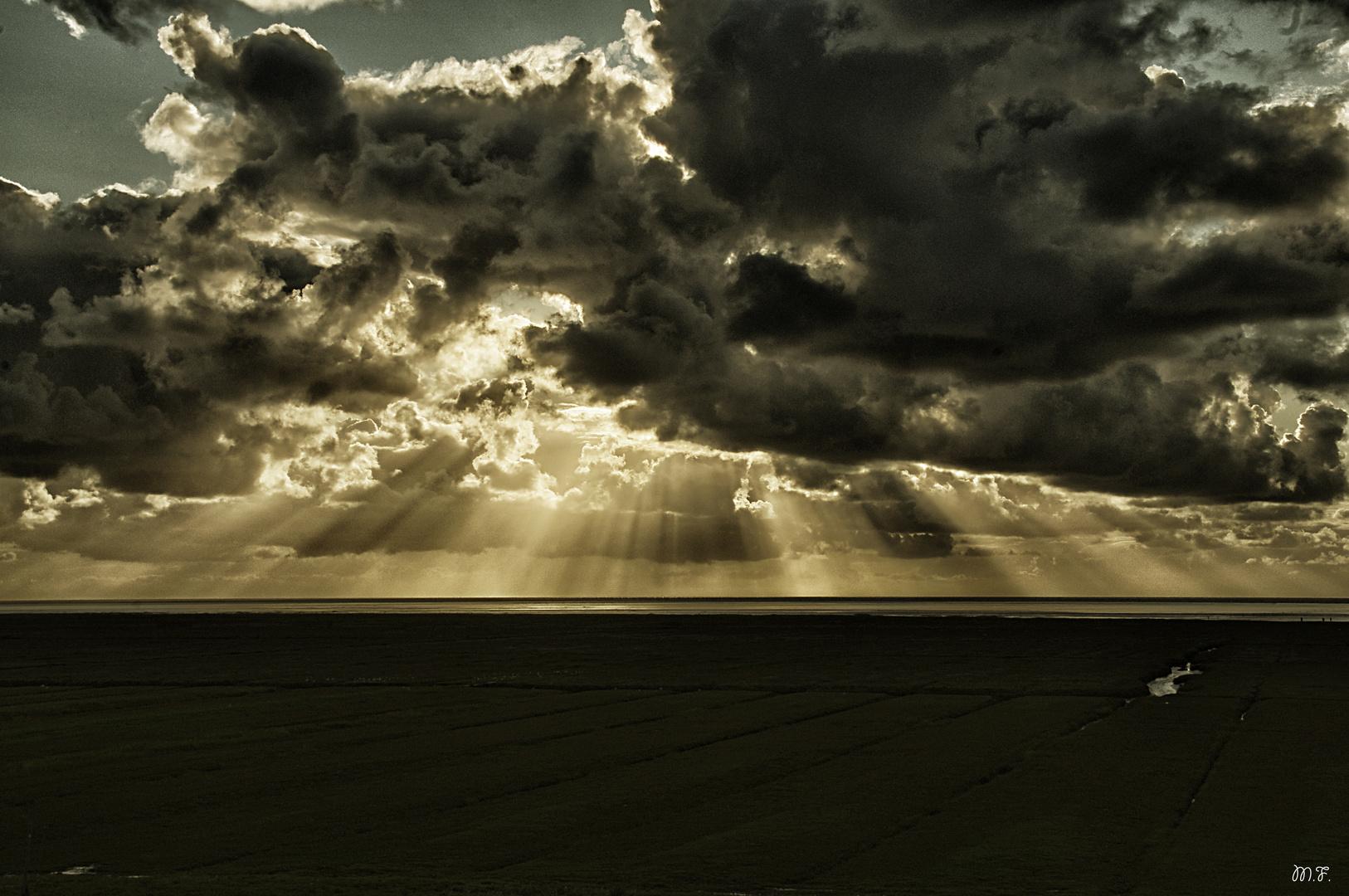 Westerhever Sand - Zauberhaft