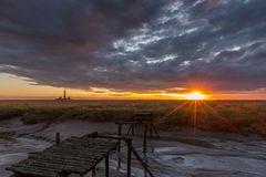 Westerhever Sunset