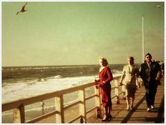 Westerland Promenade 1957