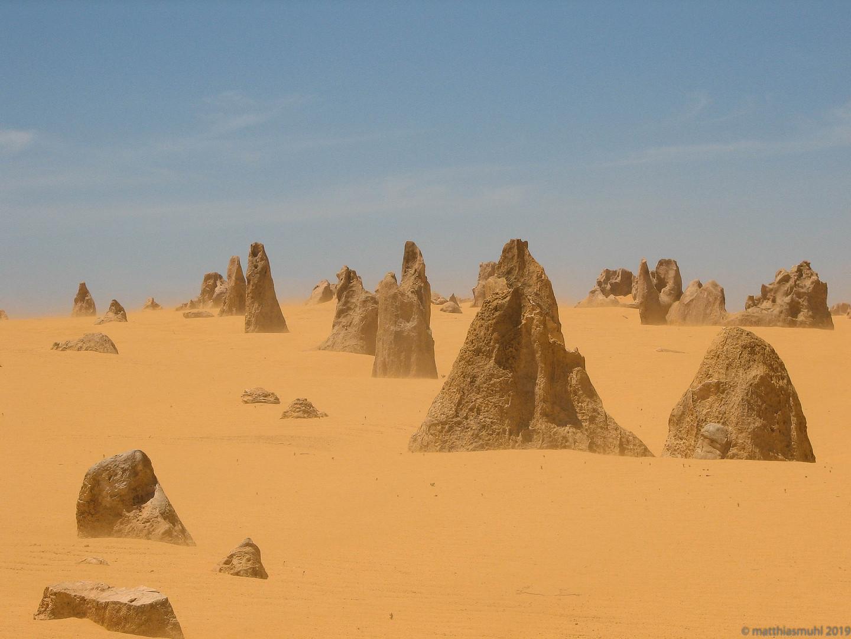 Western Australia Pinnacles