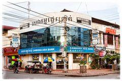 Western Union Bank Siem Reap