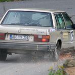 Westerwaldrallye09 heißer Reifen ;-)