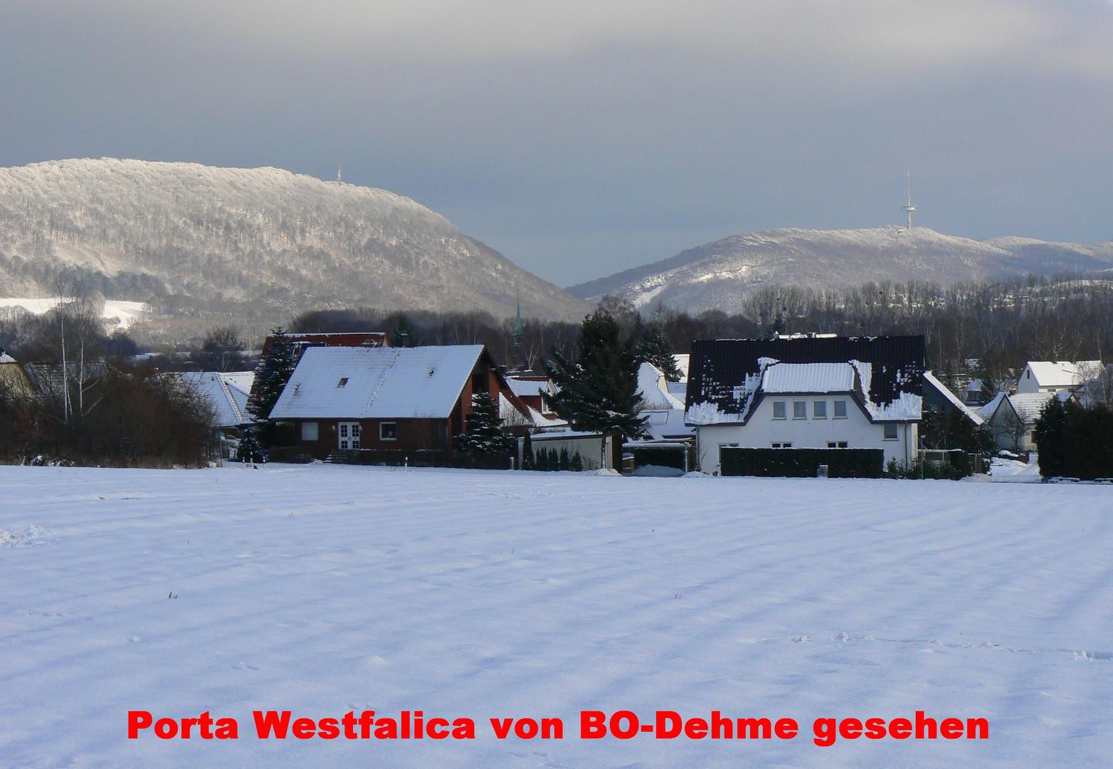 Westfälische Pforte