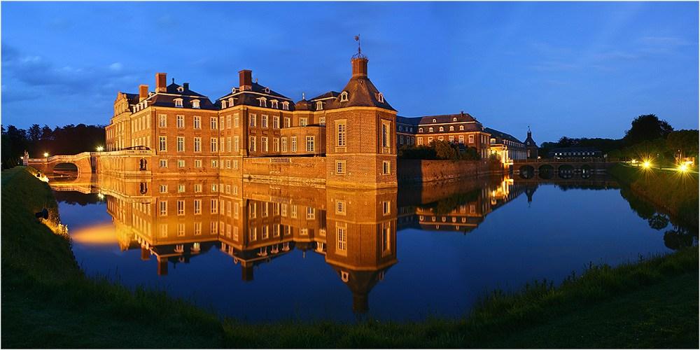 Westfälisches Versailles von Axel Hahn