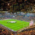 Westfalenstadion beim Championsleague-Auftakt 2011