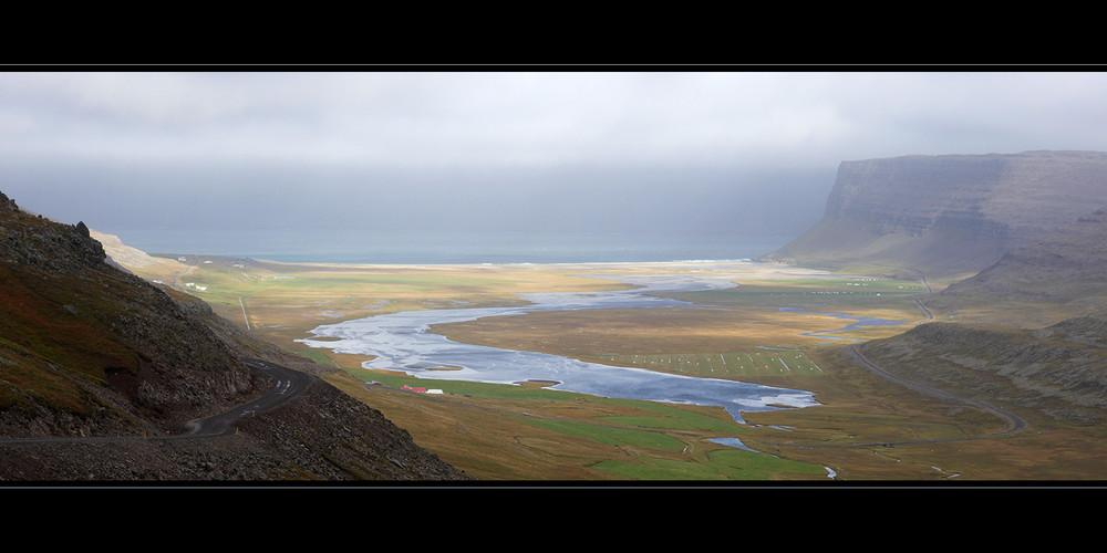 Westfjorde Islands