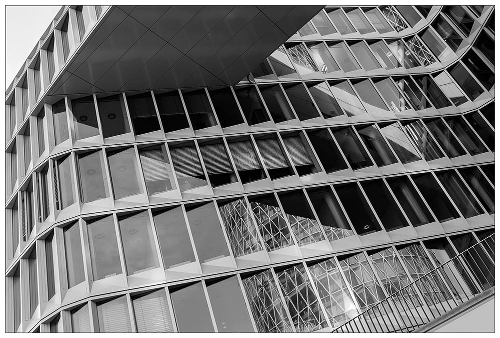 Westhafen-Architektur