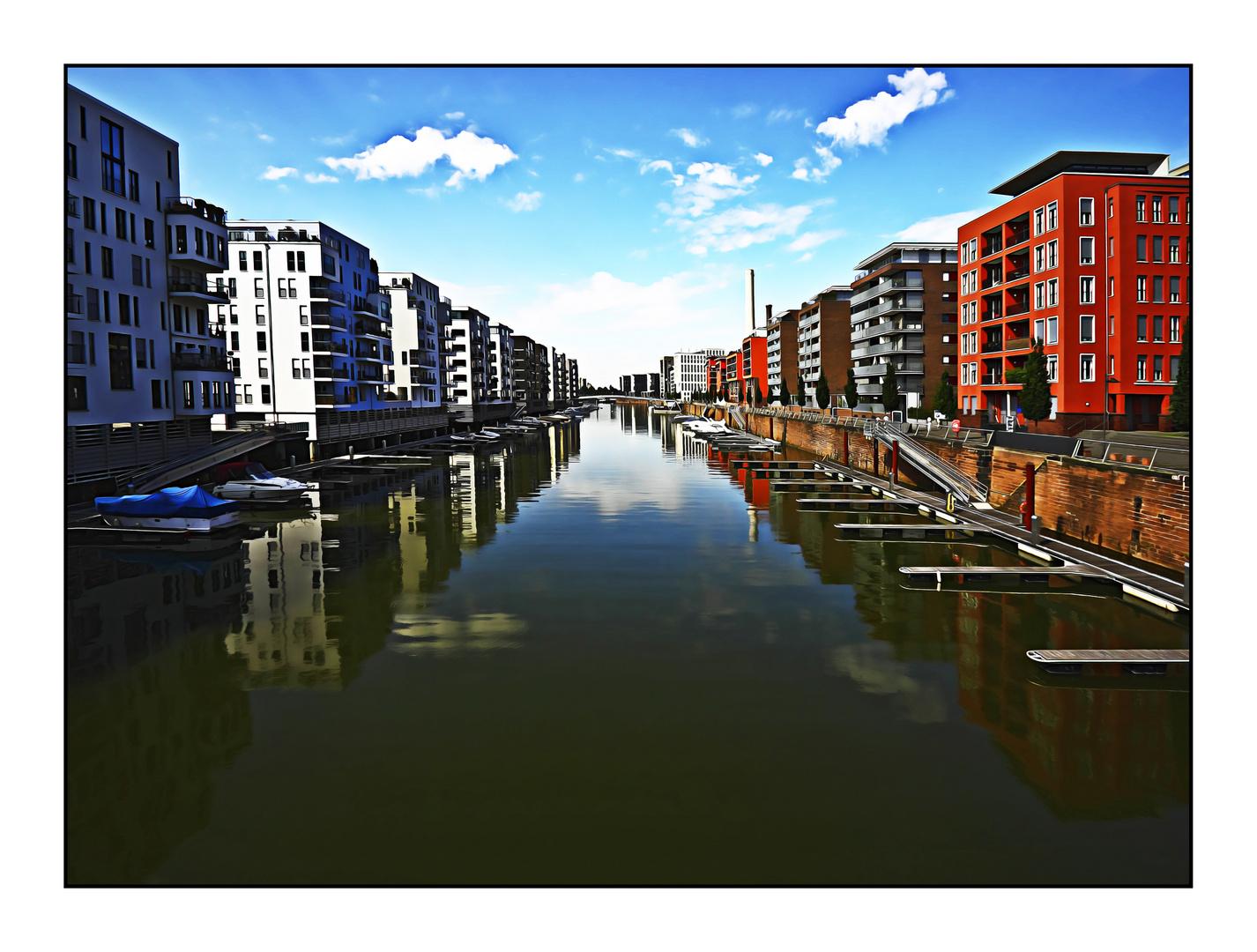 Westhafen - Frankfurt