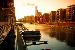 Westhafen Frankfurt goes CSI Miami ;-)