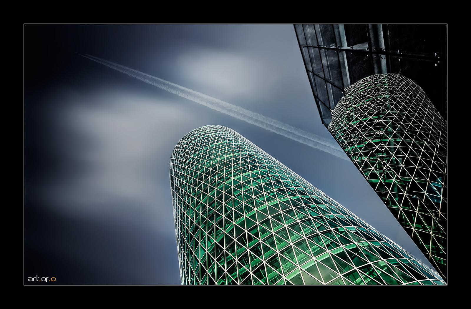 Westhafentower.