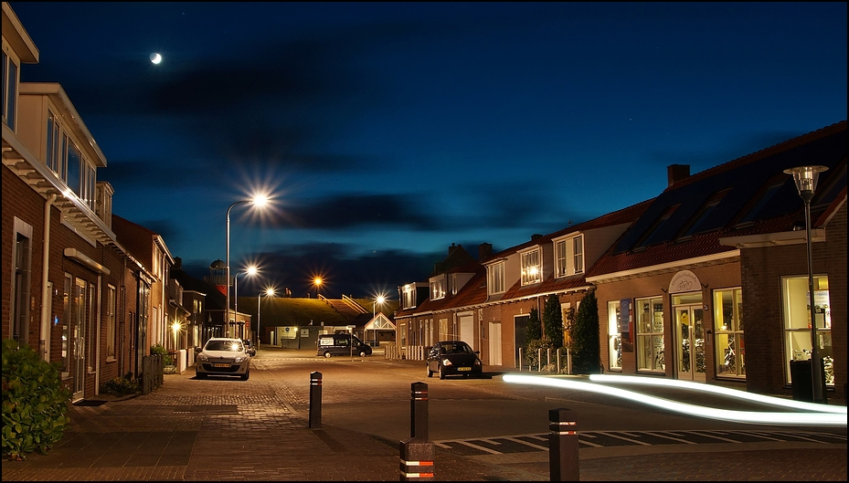 Westkapelle at Night.....